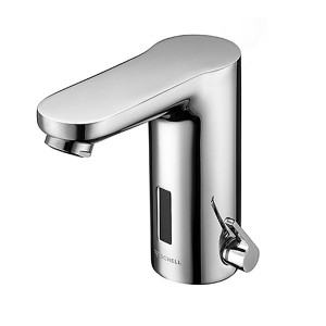 Slavina za umivaonik senzorska SCHELL STOJEĆA 230V CELIS E HD-M