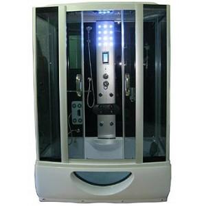 Hidromasažna kabina MAS.K.SZ010 PORTO AQUA 150X85
