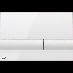 Tipka Alca plast M1710 bela