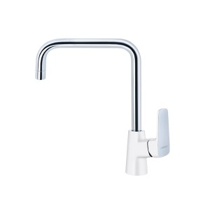 Slavina za sudoperu STOLZ WHITE 2 cevi 138201W