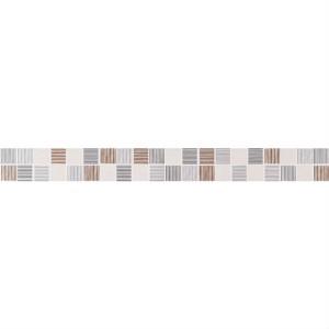 LI HABITAT Mosaico Noce 5x50 550L134