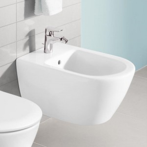 BIDE VILLEROY & BOCH 375x565 mm KONZOLNI  SUBWAY 2.0 [VB 54000001]