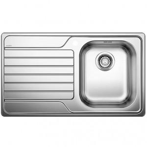 BLANCO DINAS 45S sudopera, 860x500mm, dorada četkom 523374, poklon Blanco završni sifon