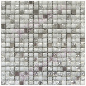 Mozaik CSM-CRYSTAL 30x30/8mm tbl