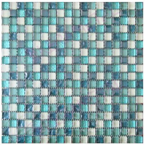 Mozaik CSM-JADE GREEN 30x30/8mm tbl