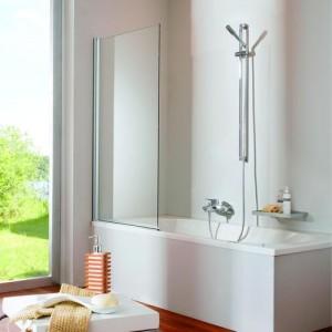 Huppe Classics 2 501 Design paravan za kadu 75cm, visina 1500