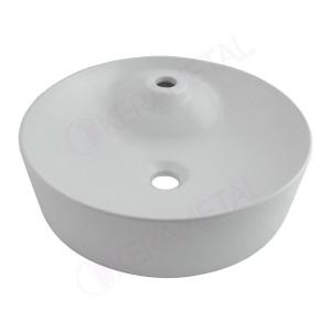 Art umivaonik ELEGANT fi430/130mm BELI MAT