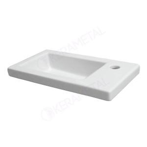 Umivaonik na ploču Elegant KS-450x250/40mm