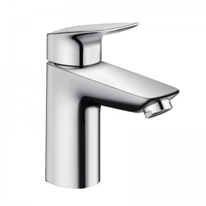 Slavina za umivaonik Hansgrohe Logis 100 sa pop-up 71100000