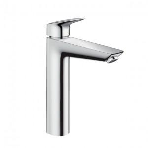 Slavina za umivaonik visoka Hansgrohe Logis 190 sa pop-up 71090000