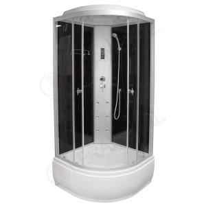 Hidromasažna kabina ROMA R90x215cm duboka h-40cm