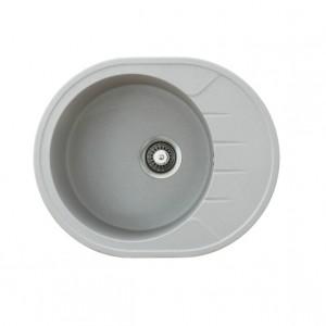 METALAC Granitna sudopera X Granit  Venera M 620x500 fi 90 sa sifonom SIVA 155195