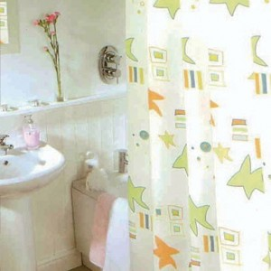 Zavesa za kupatilo CN7310 180x200cm sa alkama