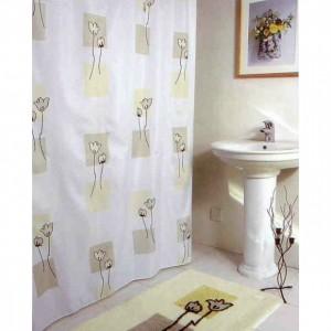 Zavesa za kupatilo CN7305 180x200cm sa alkama