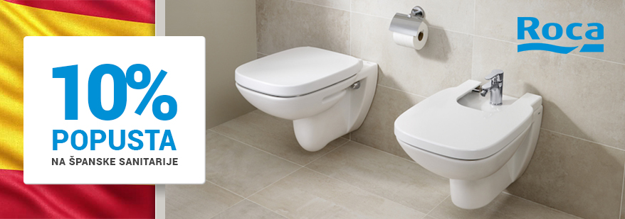 Roca španske sanitarije